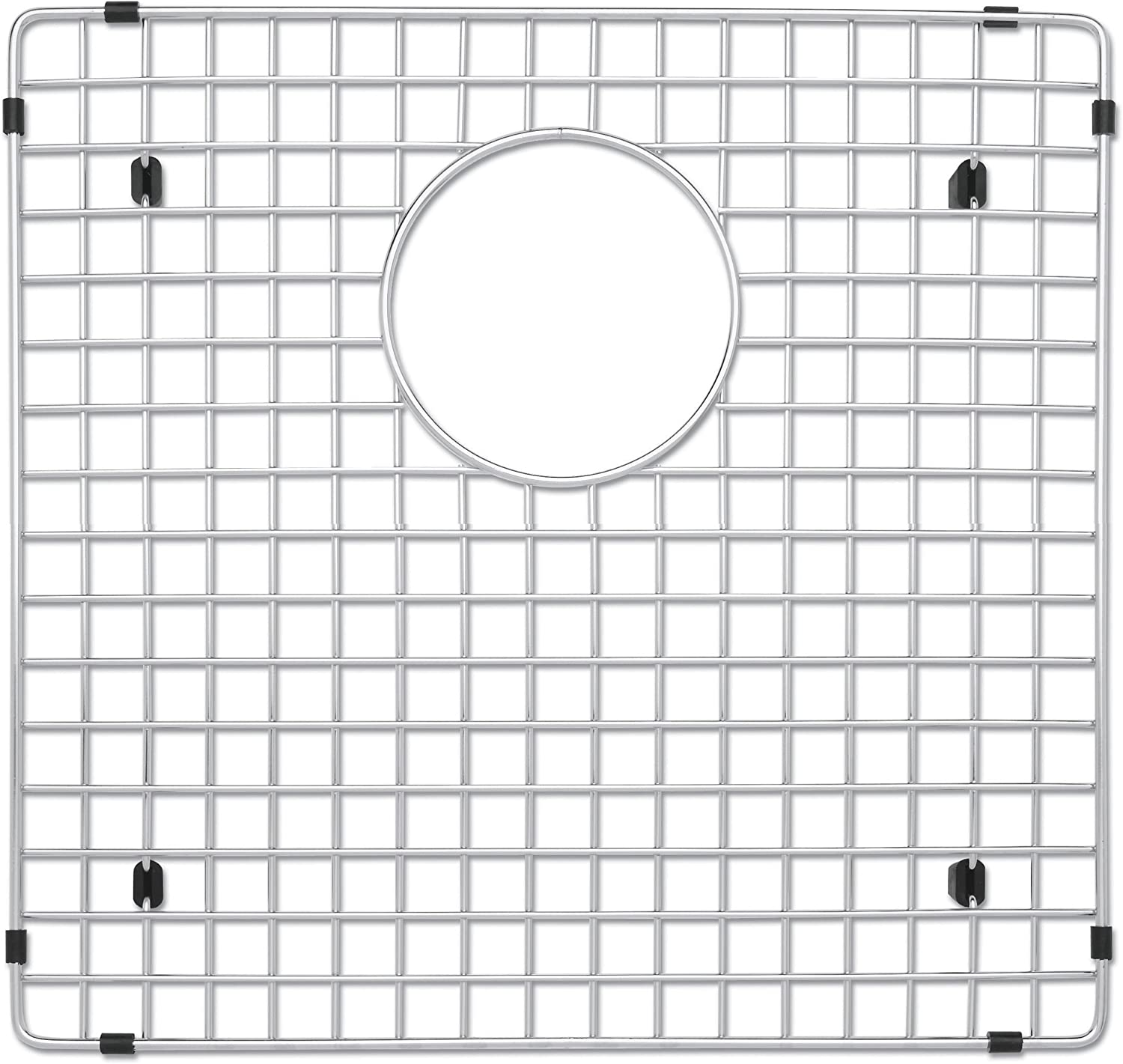 223190 Blanco Stainless Steel Sink Grid (Fits Precision & Precision 10 1-3/4 Bowl left bowl)