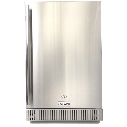 Blaze BLZ-SSRF-40DH Outdoor Rated Stainless Fridge