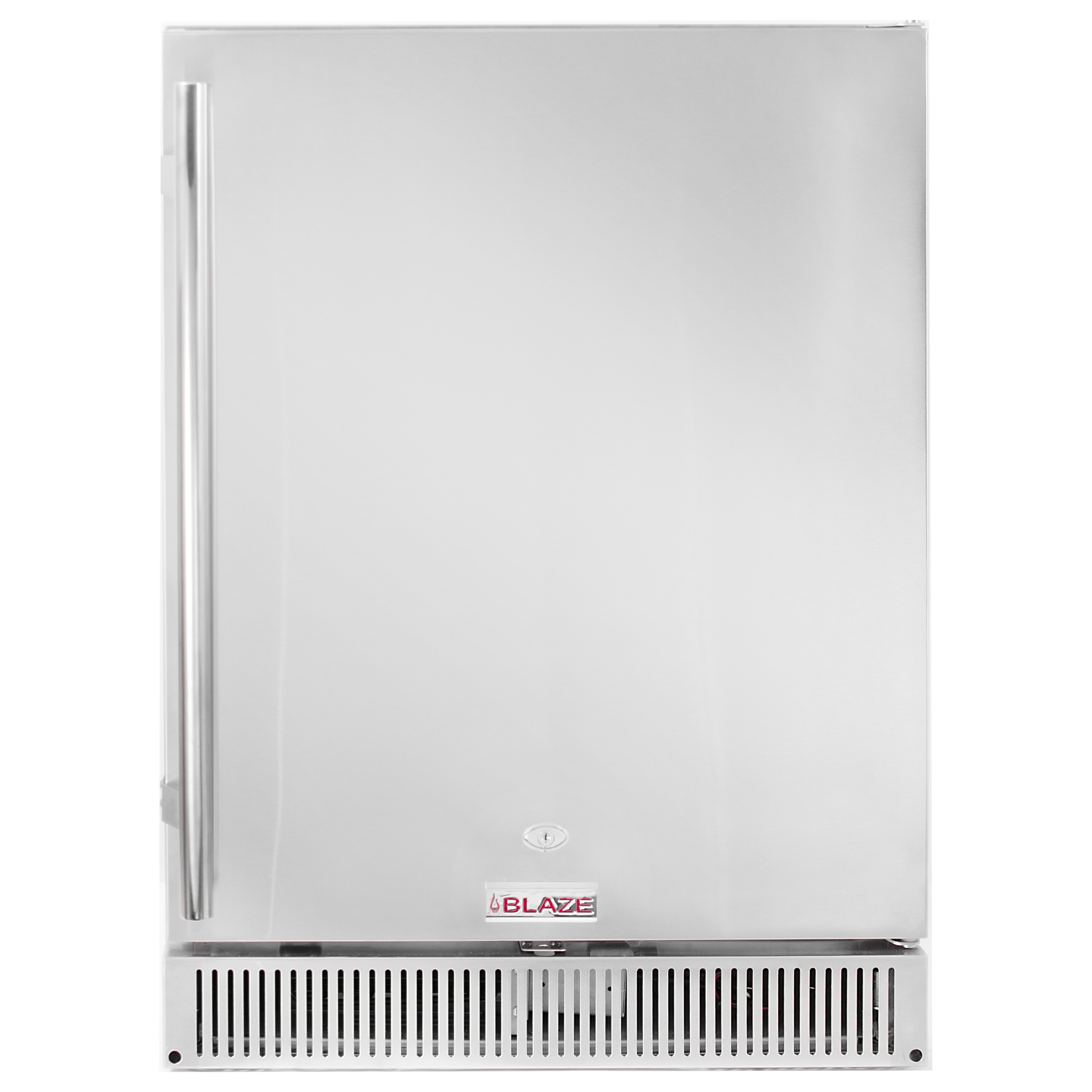 "Blaze BLZ-SSRF-50DH Outdoor Rated Stainless 24"" Fridge 5.2"