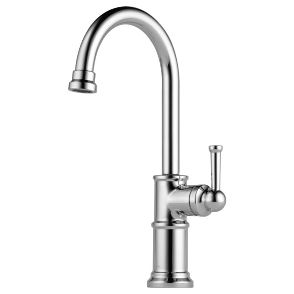 Brizo 61025LF-PC Artesso Single Handle Bar Faucet - Chrome