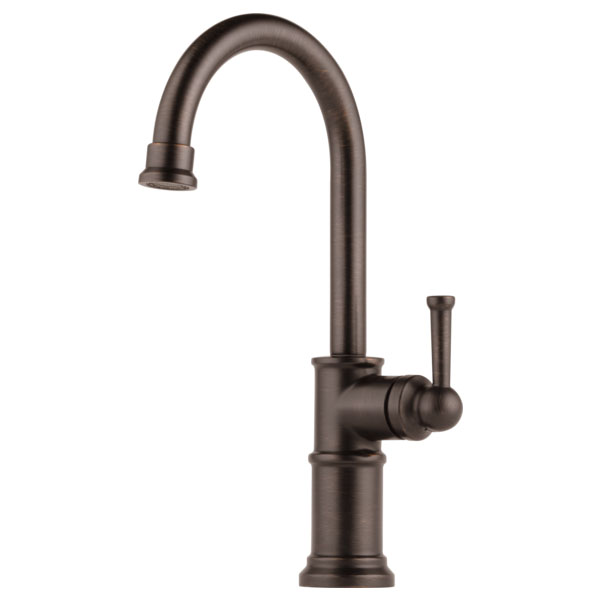 Brizo 61025LF-RB Artesso Single Handle Bar Faucet - Venetian Bronze