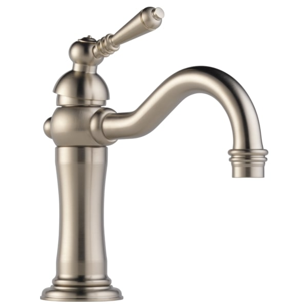 Brizo 65036LF-BN-ECO Tresa Single Handle Single Hole Lavatory Faucet - Brushed Nickel