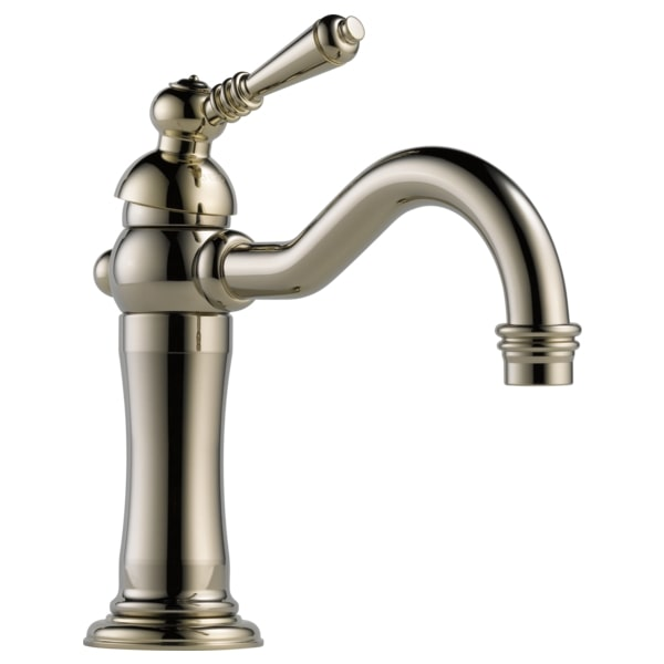 Brizo 65036LF-PN-ECO Tresa Single Handle Single Hole Lavatory Faucet - Polished Nickel