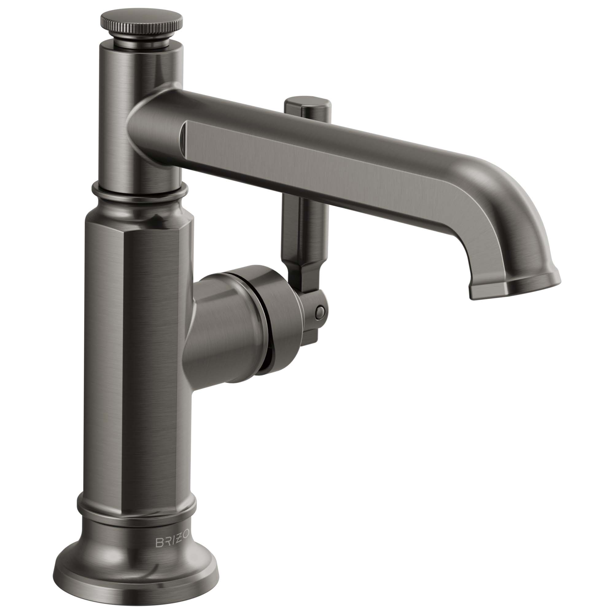 Brizo 65076LF-SL Brizo Invari: Single-Handle Lavatory Faucet - Luxe Steel
