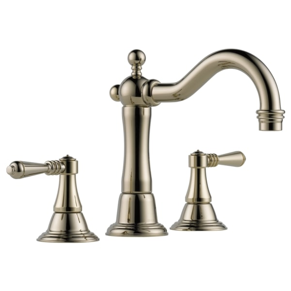 Brizo 65336LF-PN-ECO Tresa Widespread Lavatory Faucet - Polished Nickel