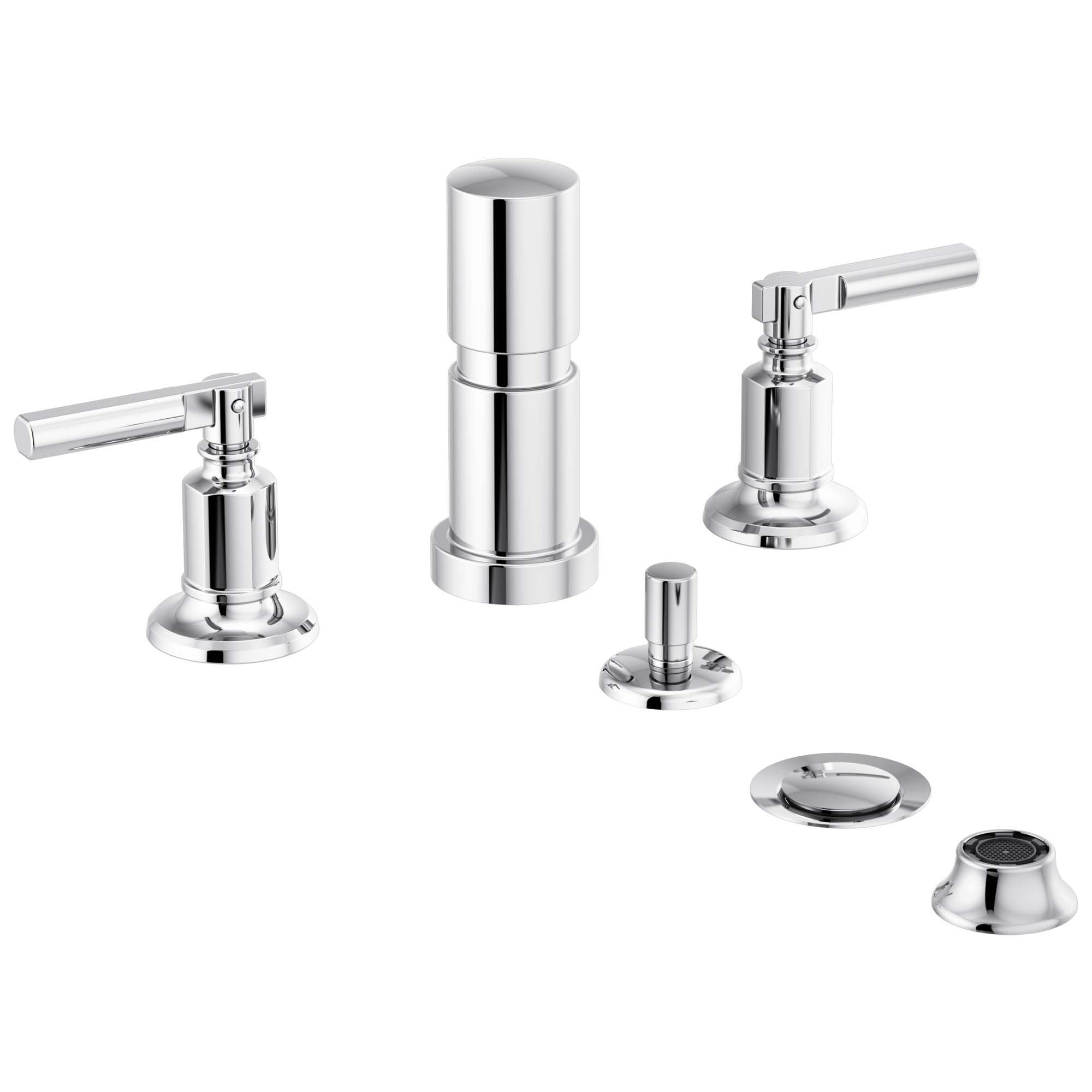 Brizo 68476-PC Brizo Invari: Bidet - Chrome