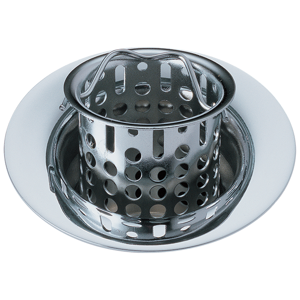 Brizo 69051-PC Flange and Strainer for Bar/Prep Sink - Chrome