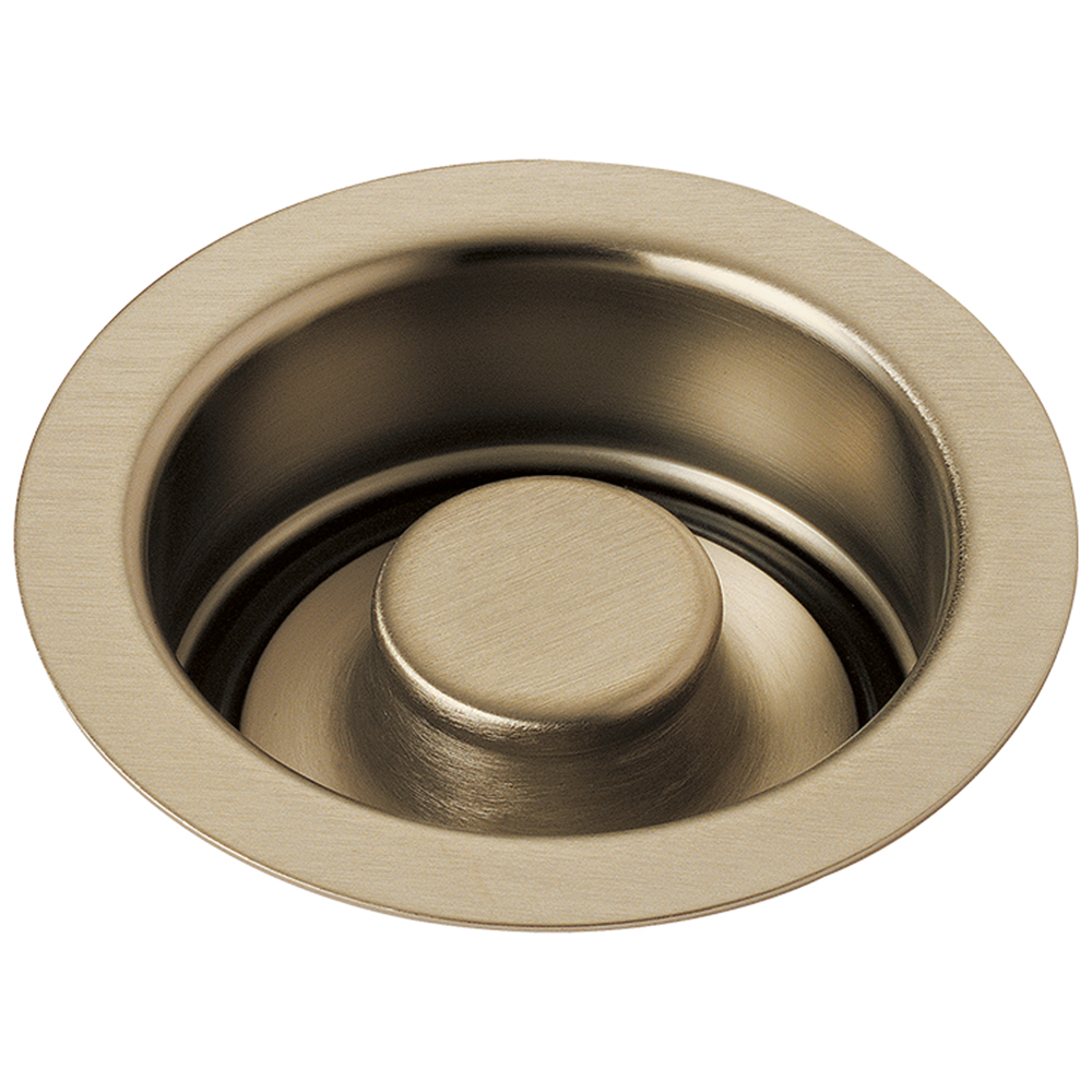 Brizo 69070-GL Disposal and Flange Stopper for Kitchen - Luxe Gold