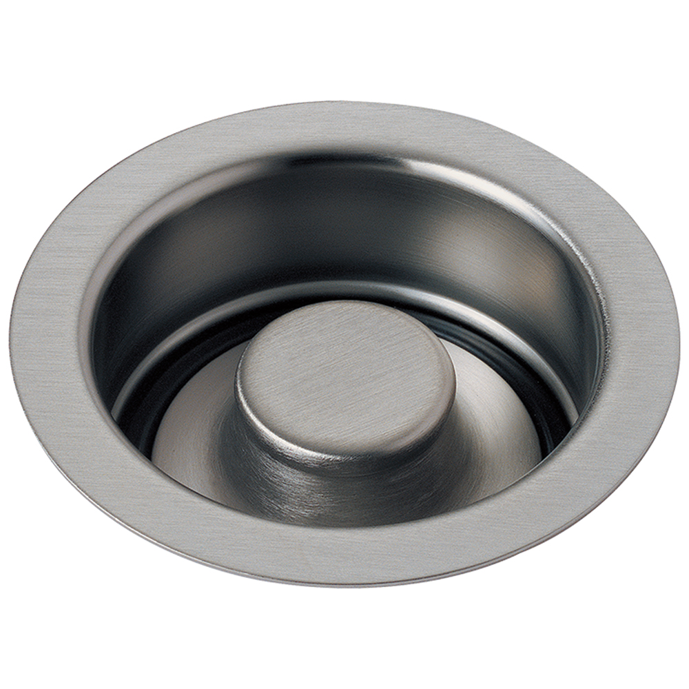 Brizo 69070-SS Disposal and Flange Stopper for Kitchen - Stainless