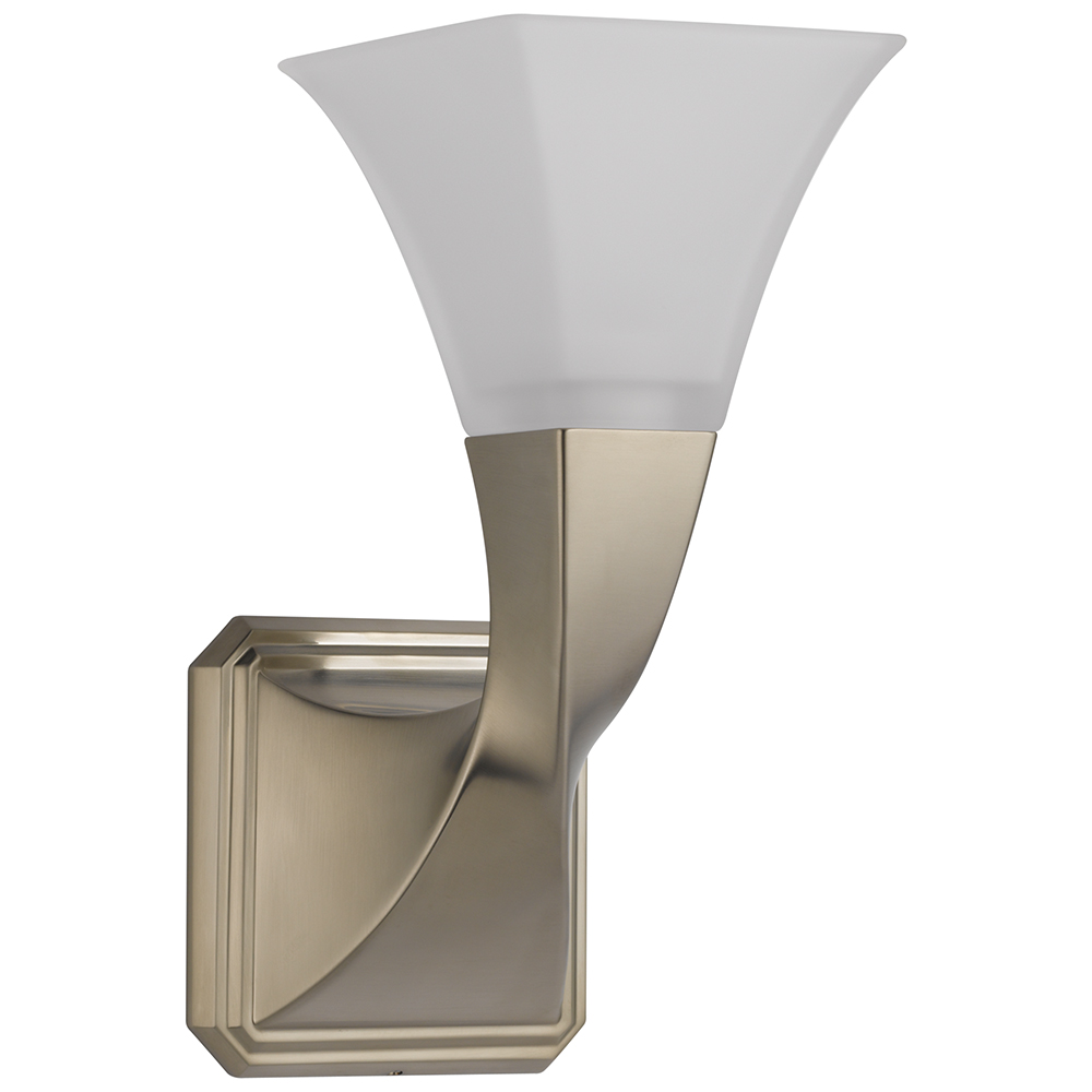 Brizo 697030-BN Virage Light - Single Sconce - Brushed Nickel