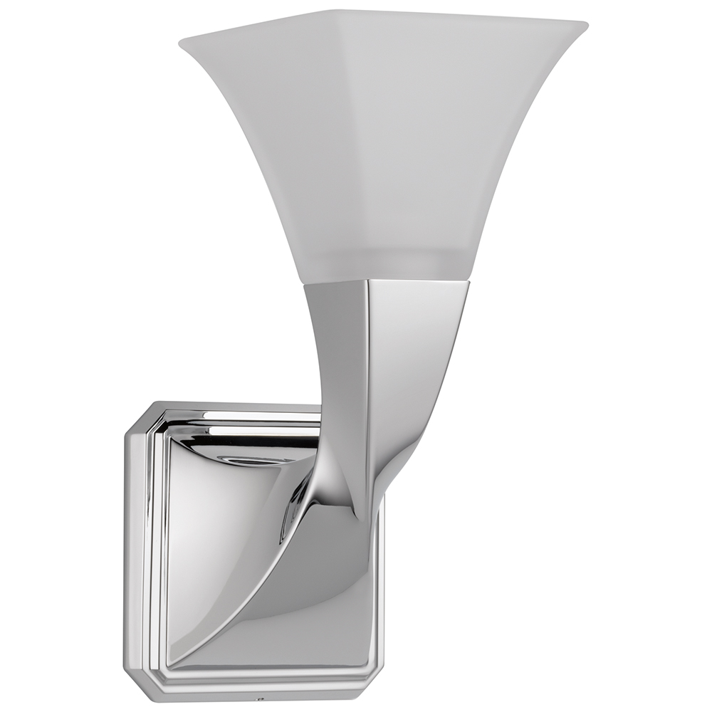 Brizo 697030-PC Virage Light - Single Sconce - Chrome