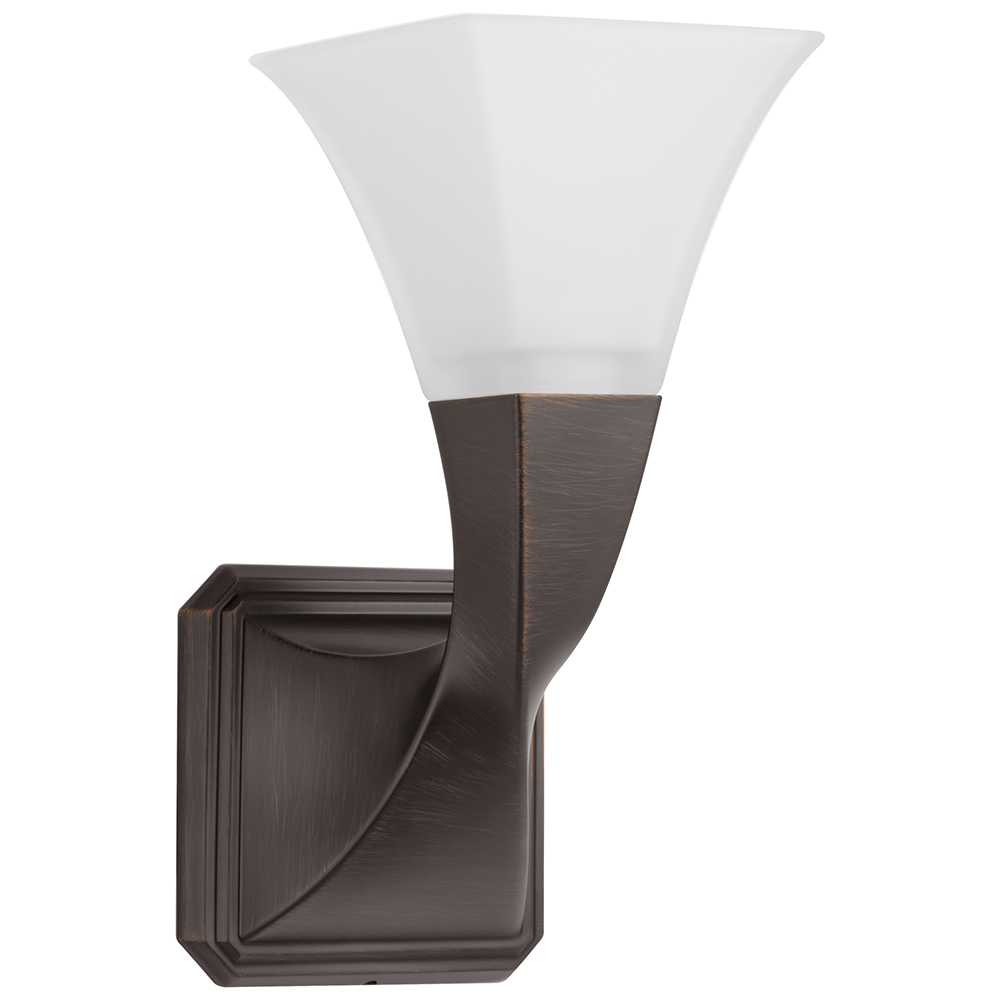 Brizo 697030-RB Virage Light - Single Sconce - Venetian Bronze