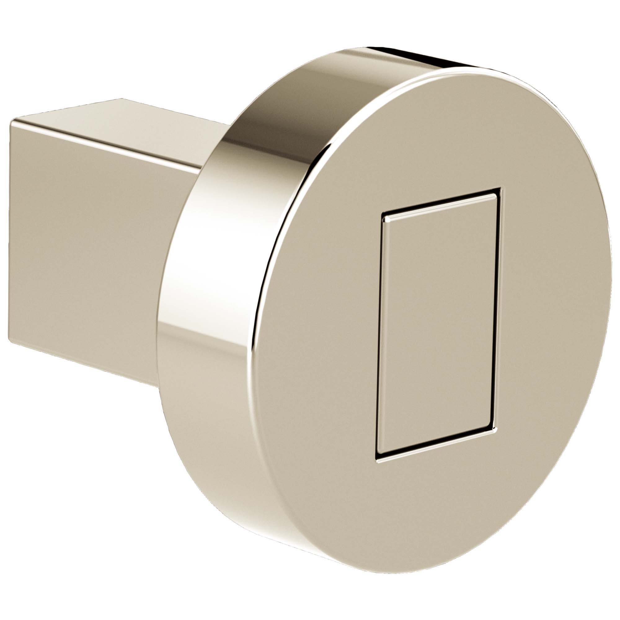 Brizo 699235-PN Litze Drawer Knob - Polished Nickel