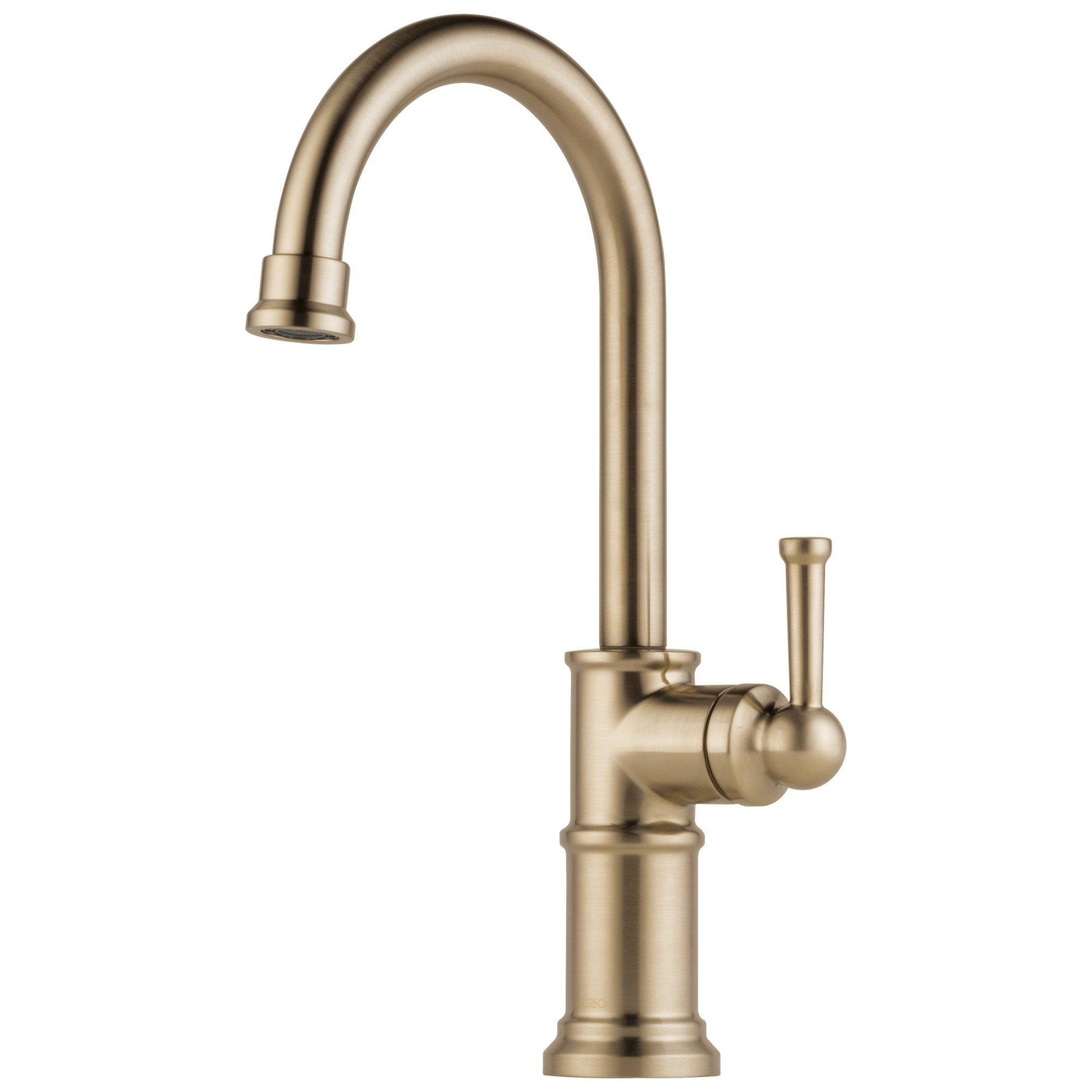 Brizo 61025LF-GL Artesso Single Handle Bar Faucet - Luxe Gold