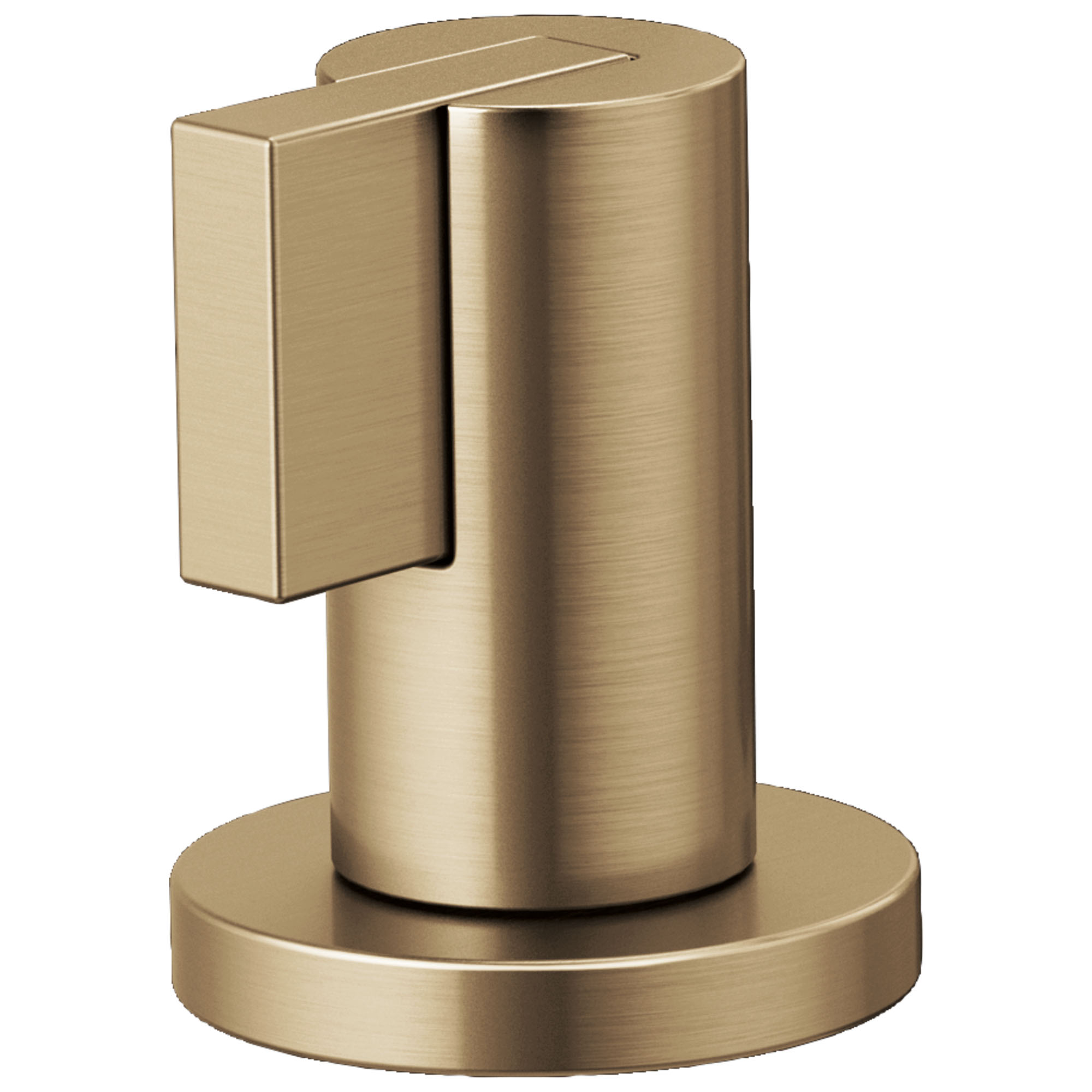 Brizo HL5332-GL Litze Widespread Handle Kit with Lever - Luxe Gold