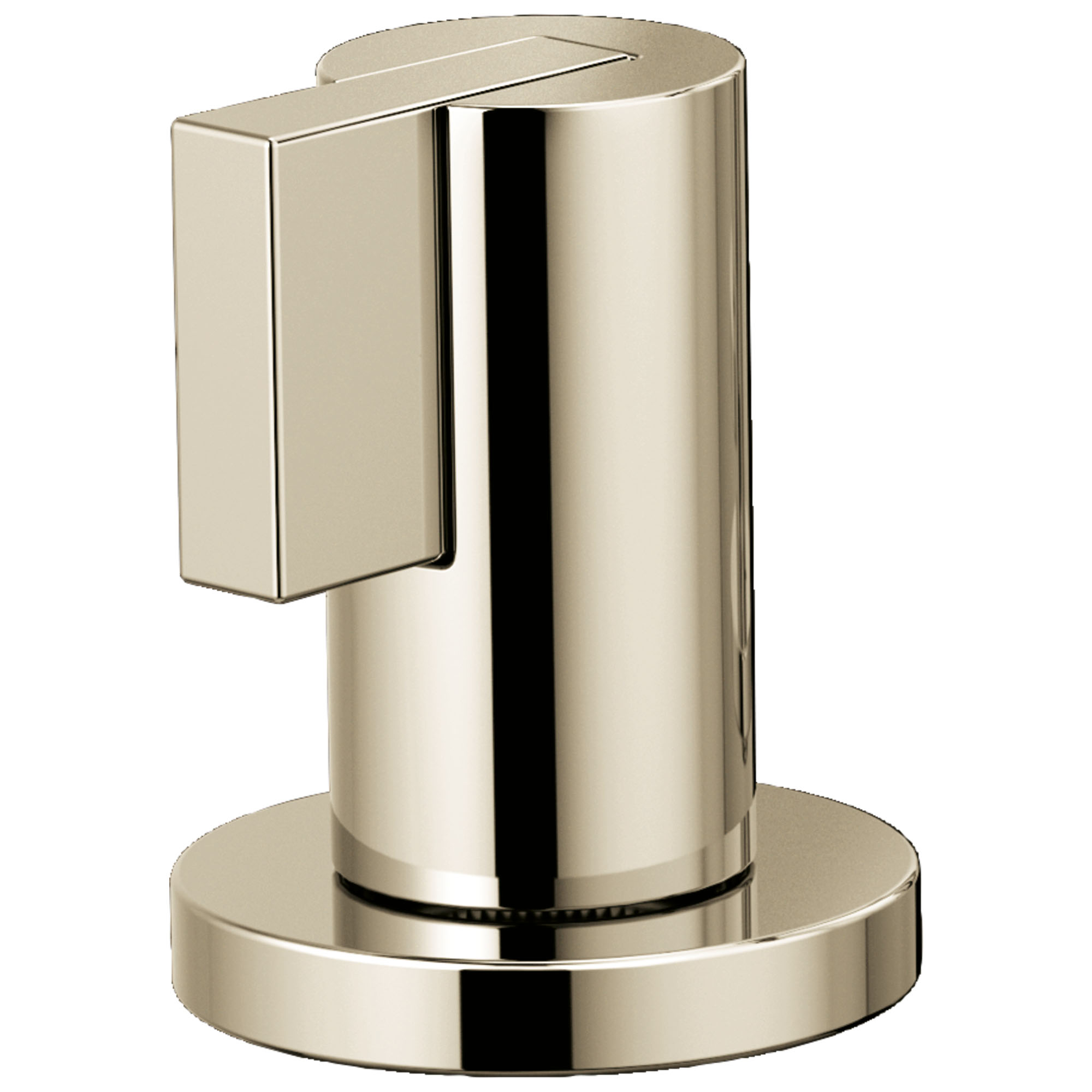 Brizo HL5332-PN Litze Widespread Handle Kit with Lever - Polished Nickel