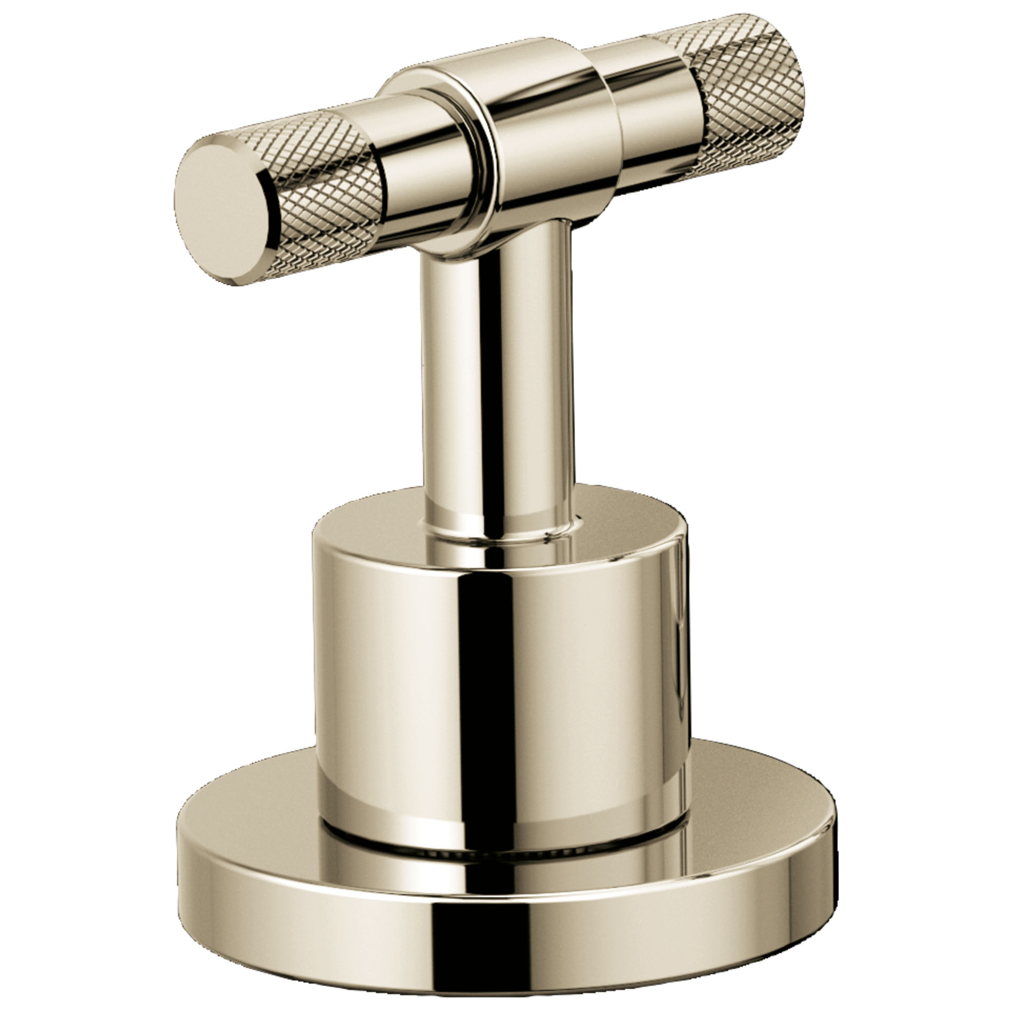Brizo HL5333-PN Litze Widespread Handle Kit with T-lever - Polished Nickel