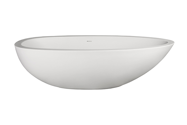 Dado Quartz 10DG100 Genevieve Bathtub - Polished
