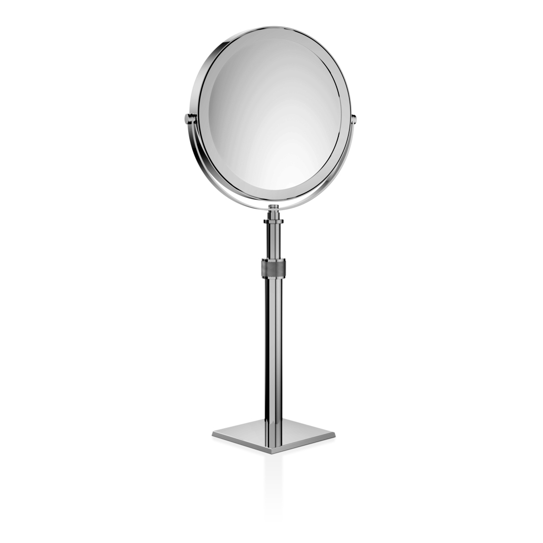 Decor Walther 0100400 DW-SP 15/V Cosmetic Mirror - Chrome