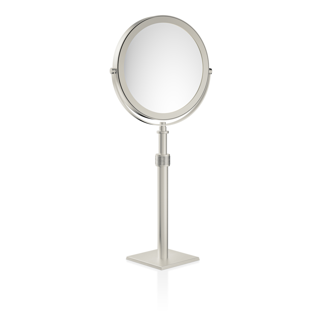 Decor Walther 0100434 DW-SP 15/V Cosmetic Mirror - Nickel Satined