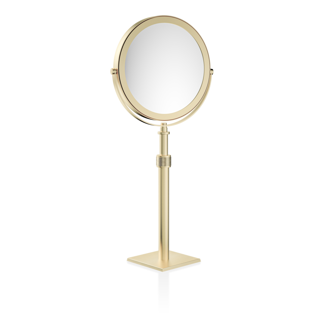 Decor Walther 0100482 DW-SP 15/V Cosmetic Mirror - Gold Matt