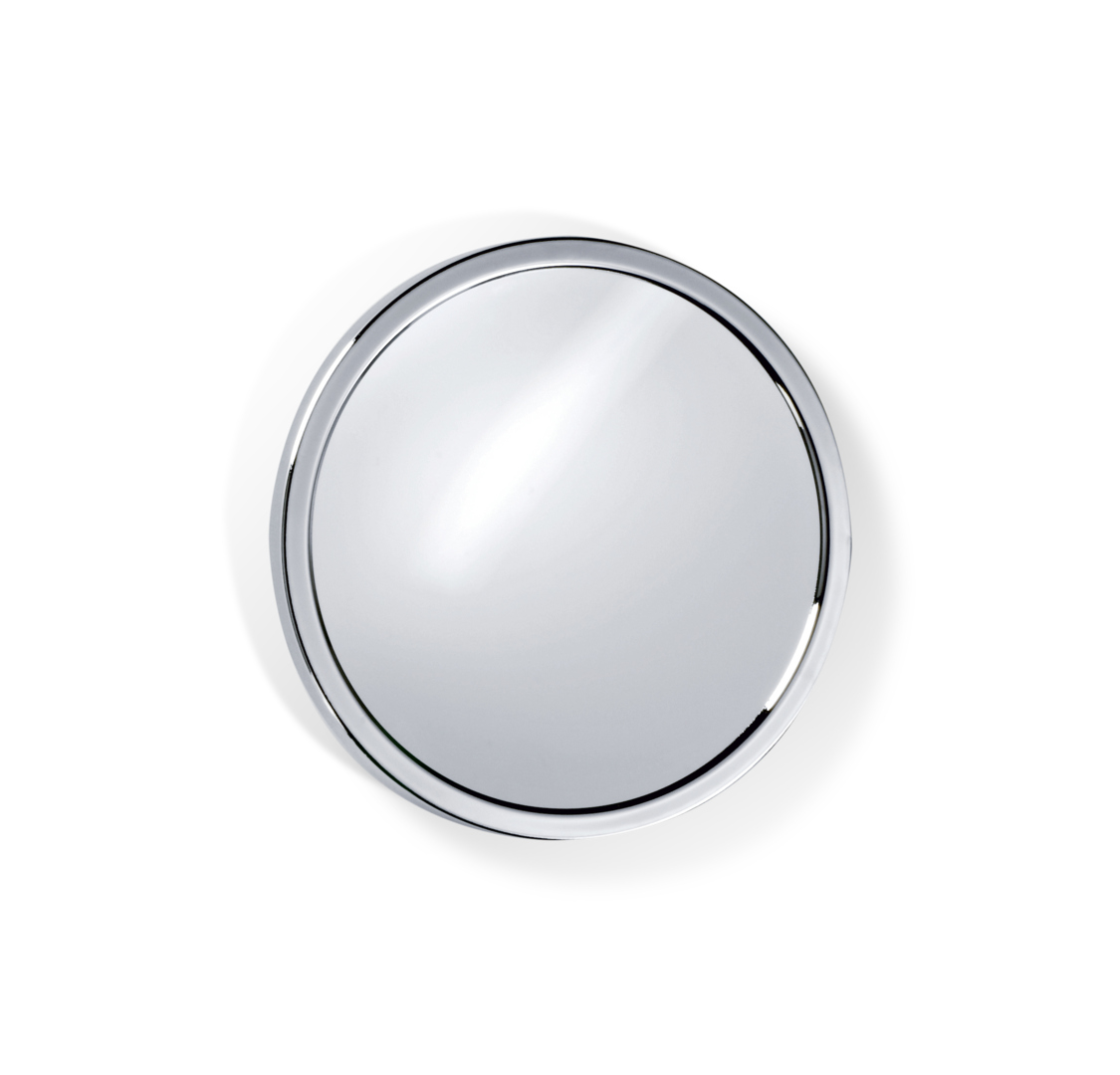 Decor Walther 0101400 DW-SPT 2 Cosmetic Mirror with Suction Cup - Chrome
