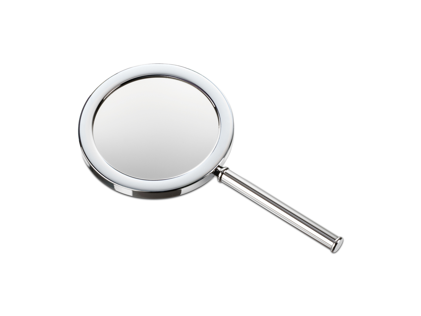 Decor Walther 0101800 DW-SPT 7 Hand Cosmetic Mirror - Chrome