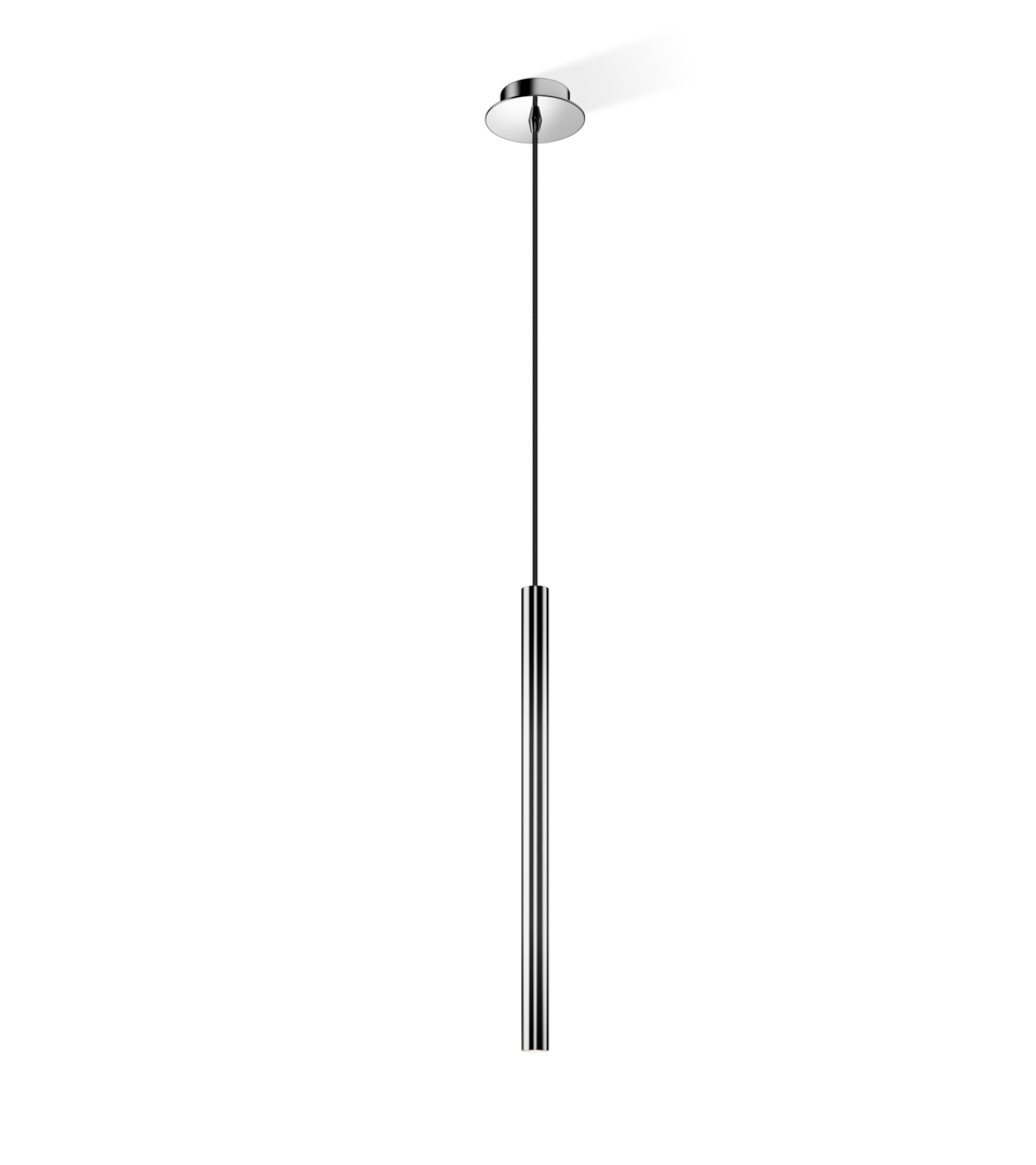 Decor Walther 0216200 DW-Pipe 1 D Pendant Light - Chrome