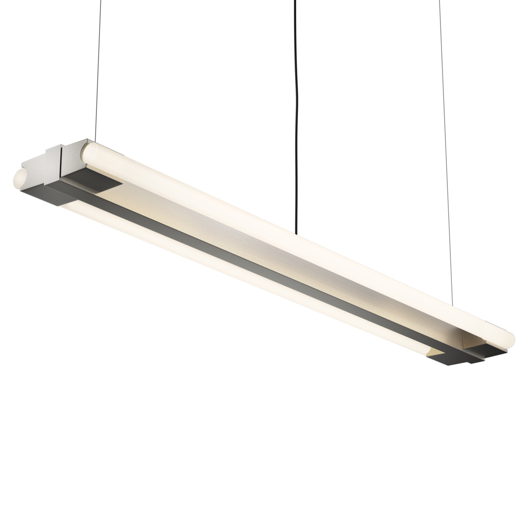 Decor Walther 0218534 DW-Omega 200 HL Pendant Light - Nickel Satined
