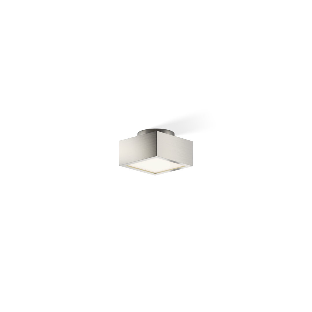 Decor Walther 0218634 DW-Cut 10 N LED Ceiling Light - Nickel Satined
