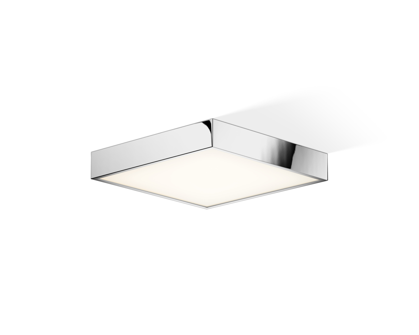 Decor Walther 0218800 DW-Cut 30 N LED Ceiling Light - Chrome