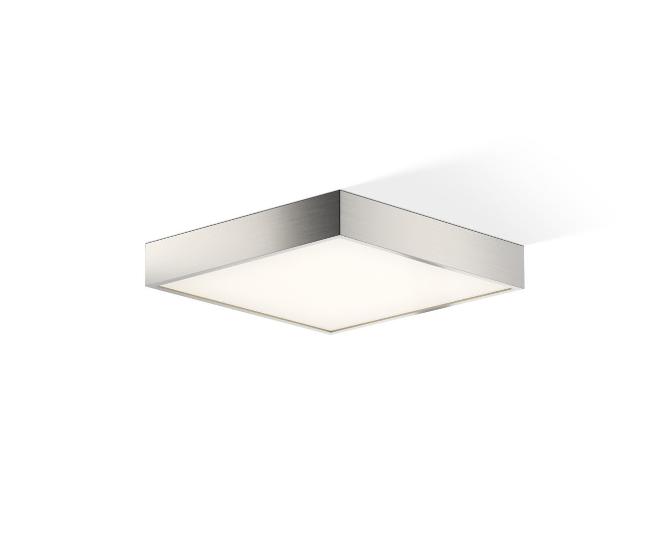 Decor Walther 0218834 DW-Cut 30 N LED Ceiling Light - Nickel Satined