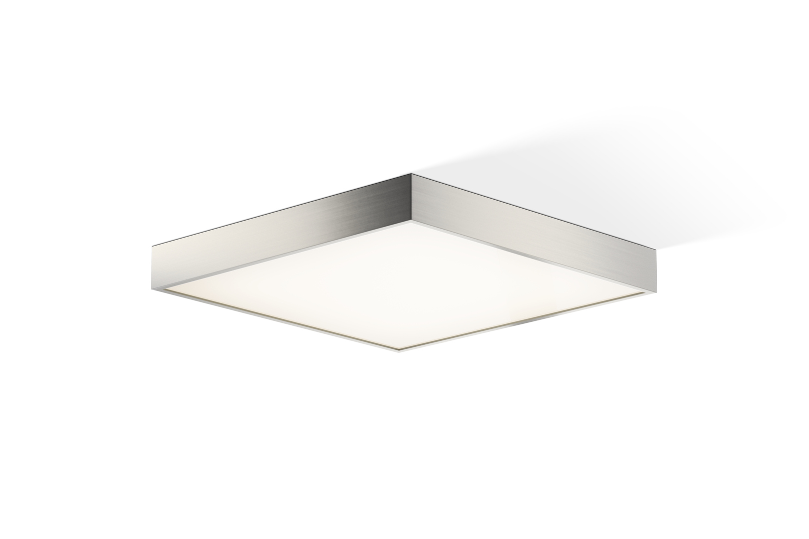 Decor Walther 0218934 DW-Cut 40 N LED Ceiling Light - Nickel Satined