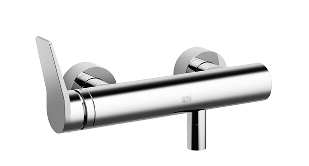 Dornbracht 33300845-00 Lisse Single-Lever Shower Mixer for Wall-Mounted Installation - Polished Chrome