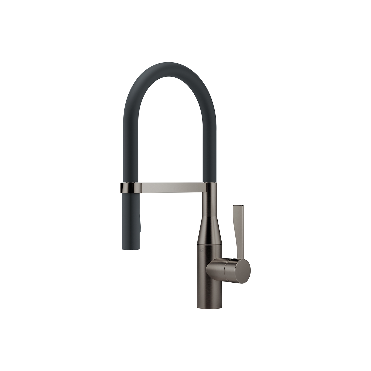 Dornbracht 33865895-990010 Sync Profi Single-Lever Mixer - Dark Platinum Matte