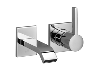 Dornbracht 36808670-000010 IMO Wall-Mounted Single-Lever Mixer without Drain - Polished Chrome