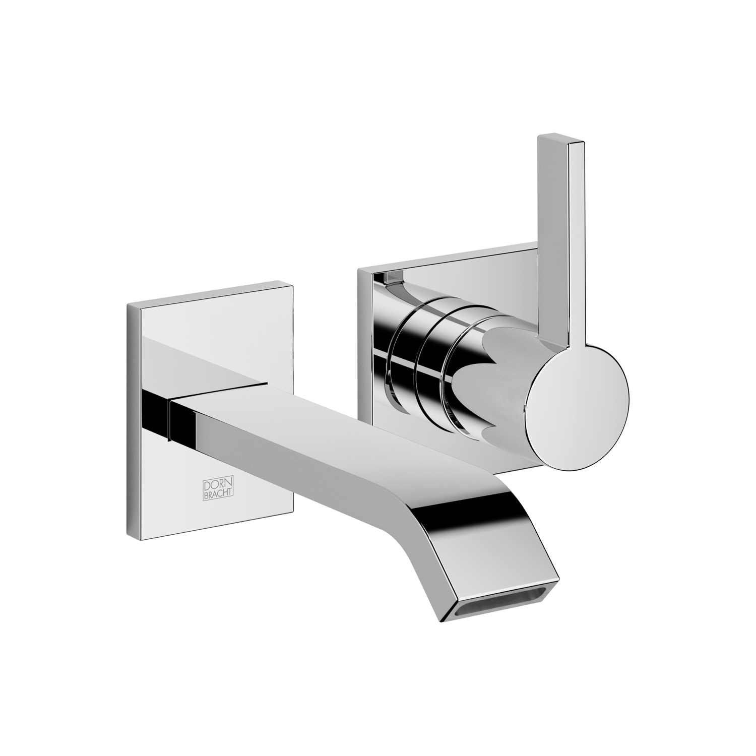 Dornbracht 36810670-000010 IMO Wall-Mounted Single-Lever Mixer without Drain - Polished Chrome