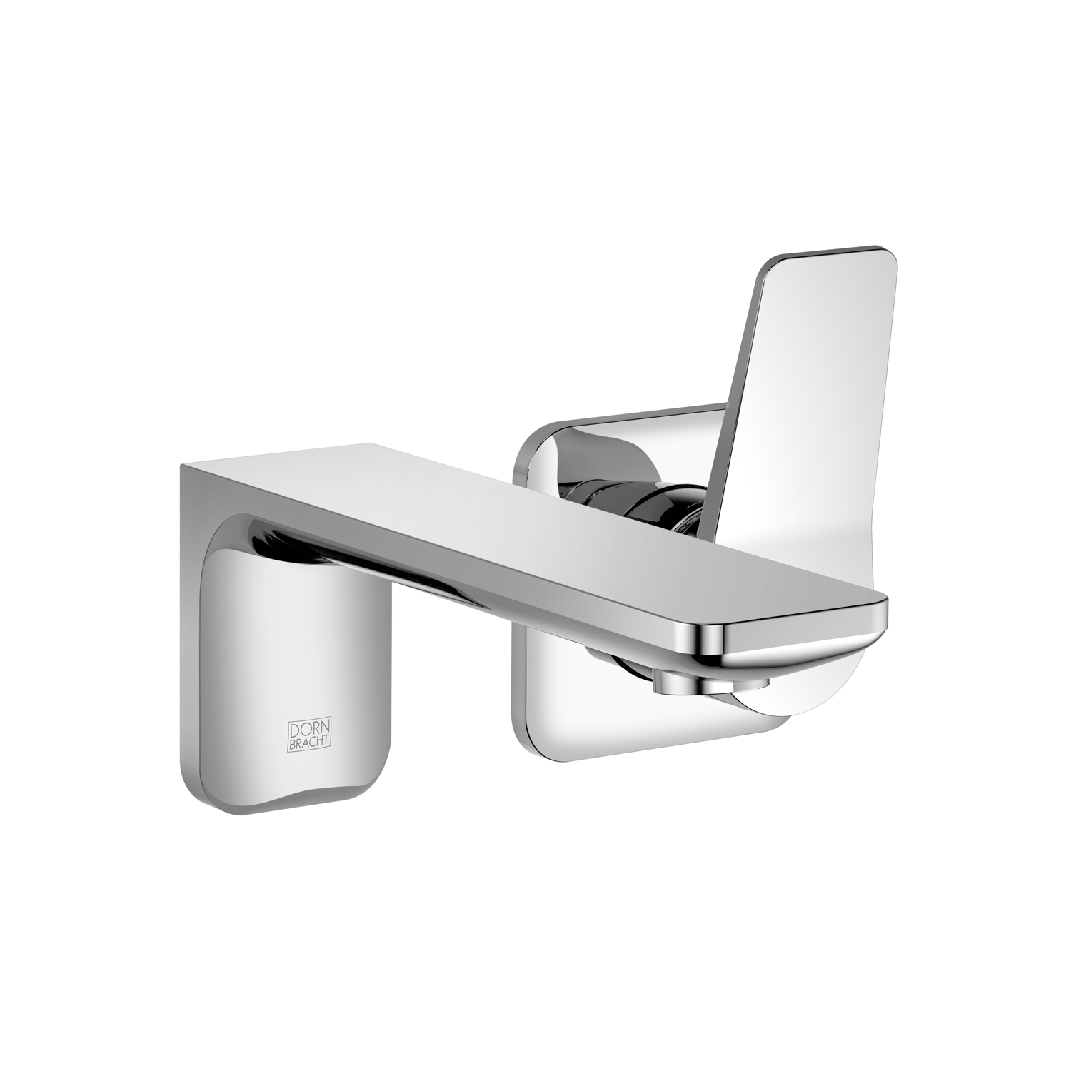 Dornbracht 36810845-00 Lisse Wall-Mounted Single-Lever Mixer without Drain - Polished Chrome
