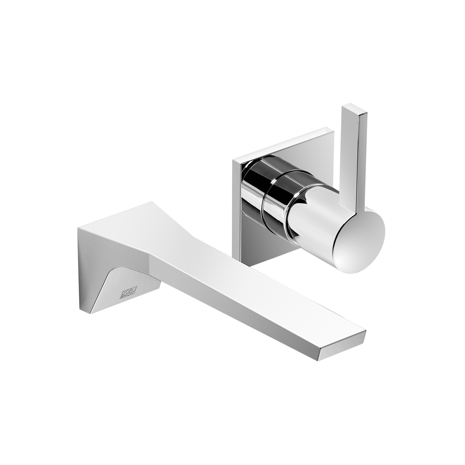 Dornbracht 36812705-00 CL.1 Wall-Mounted Single-Lever Mixer without Drain - Polished Chrome