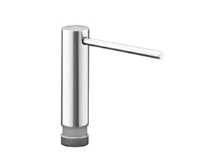 Dornbracht 82424970-00 Design-Neutral Soap Dispenser without Flange - Polished Chrome