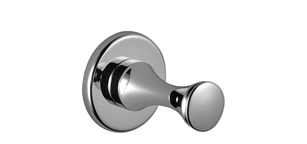 Dornbracht 83251970-00 Round Universal Hook - Polished Chrome