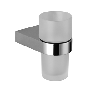 Dornbracht 83401979-00 Meta Tumbler Wall-Mounted - Polished Chrome