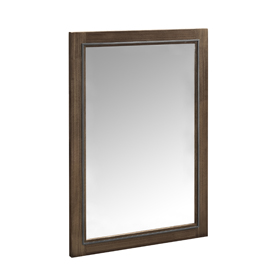 "Fairmont 1505-M24 M4 24"" Mirror - Natural Walnut"