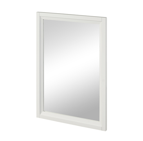 "Fairmont 1517-M24 Studio One 24"" Mirror - Glossy White"