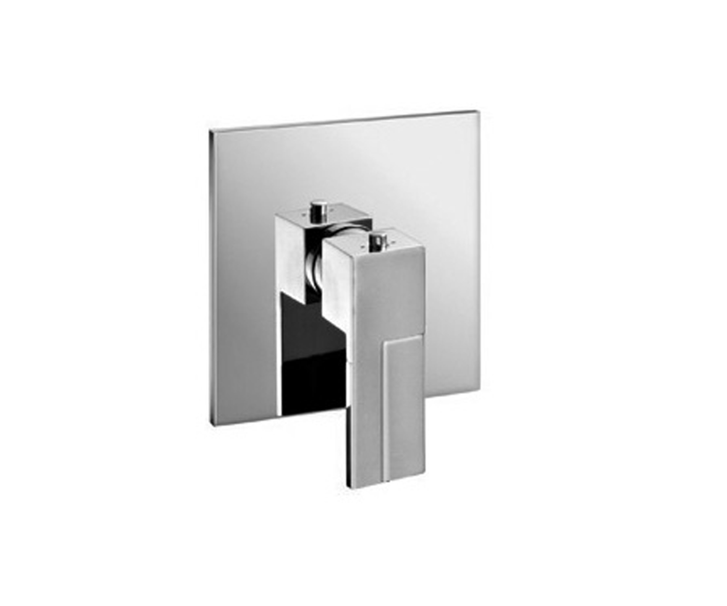 Fantini 3900SBU+4700AU Plano 3/4'' Thermostatic Mixer without Volume Control