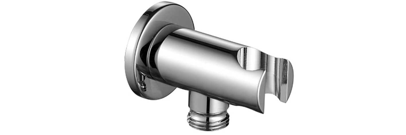 Fantini 9323U I Balocchi Wall-Mount HandShower Holder with water outlet