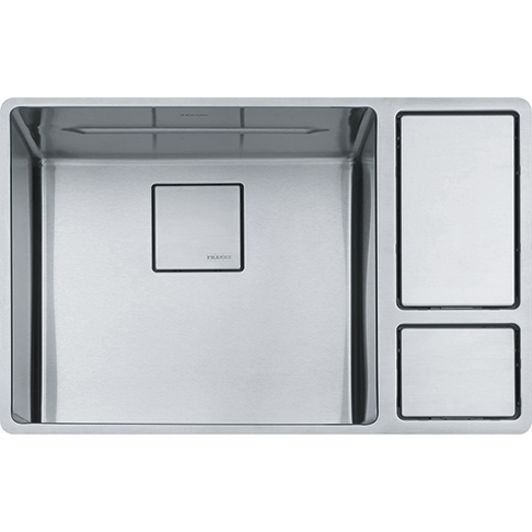 Franke CUX11018-W Chef Center Sink