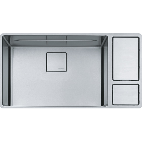 Franke CUX11024-W Chef Center Sink