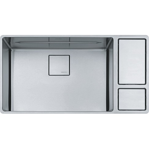 Franke CUX11031-W Chef Center Sink