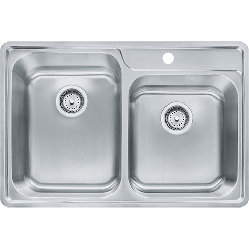 Franke EVCAG901-18 Evolution Sink